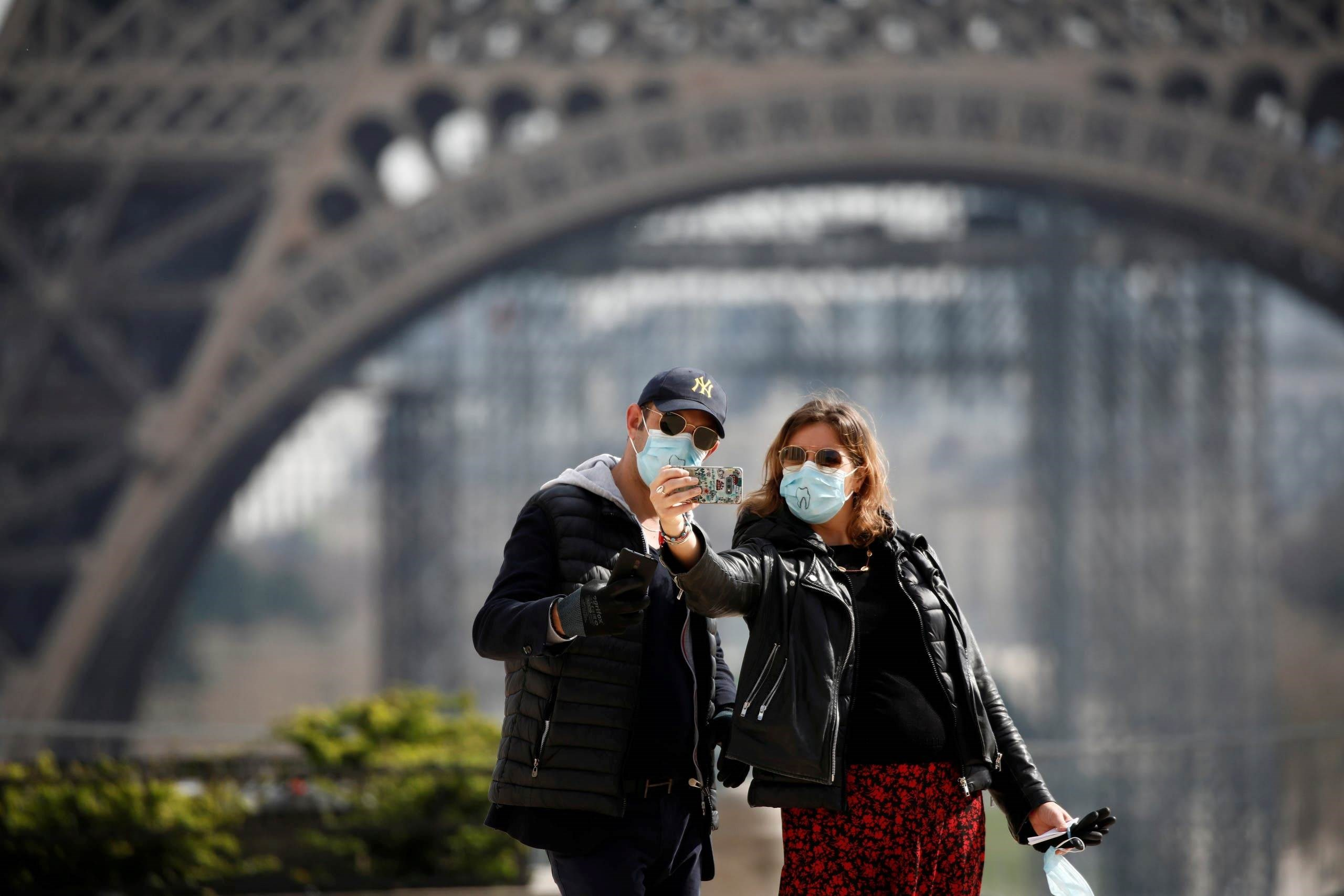 الصحة الفرنسية: الوضع الصحي في فرنسا إلى مزيد من التأزم بسبب وباء كوفيد-19