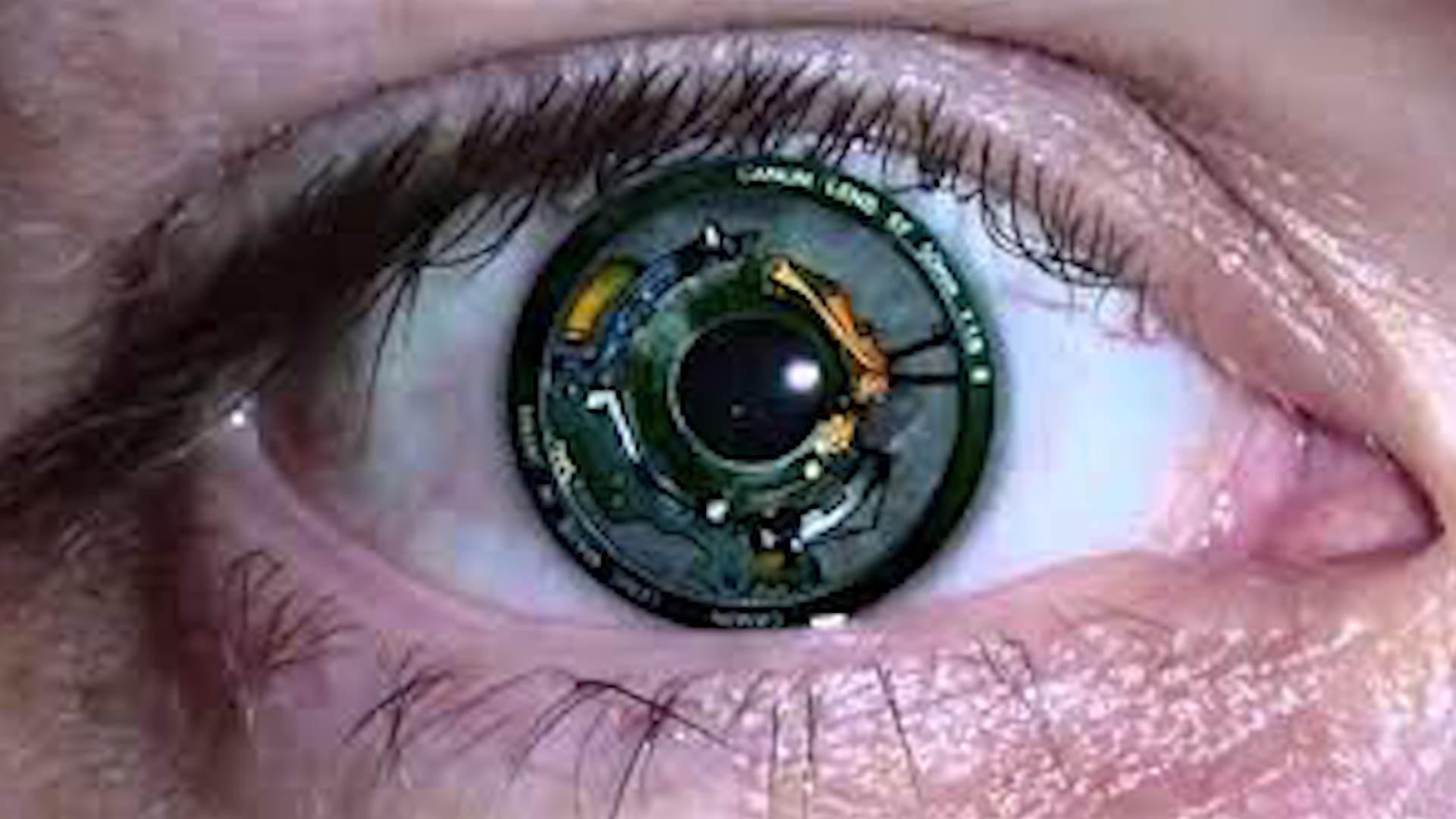تصميم العين الإلكترونية الجديدة يخلق نمطاً مرئياً من مجموعات تصل إلى 172 نقطة ضوئية