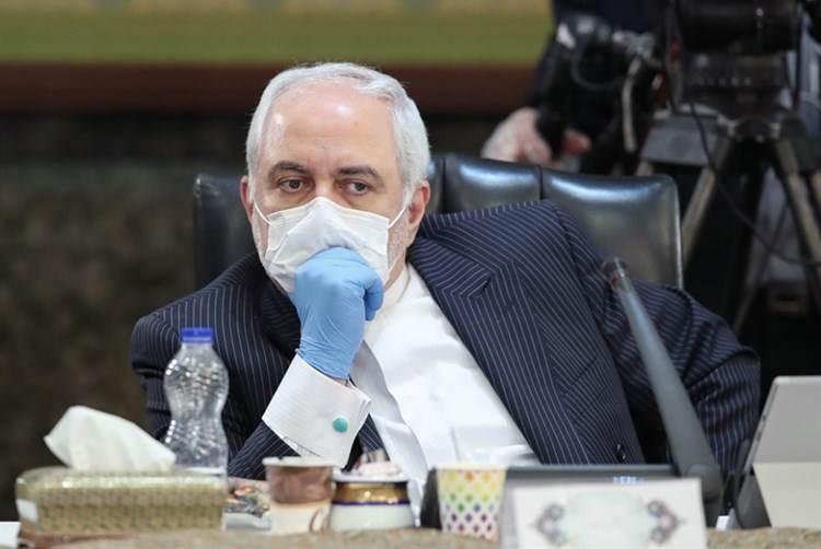 وزير الخارجية الإيرانية محمد جواد ظريف.