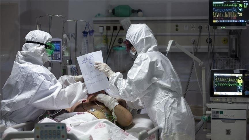 فرنسا تعلن وجود أكثر من ألف مريض في العناية المركزة بسبب كورونا