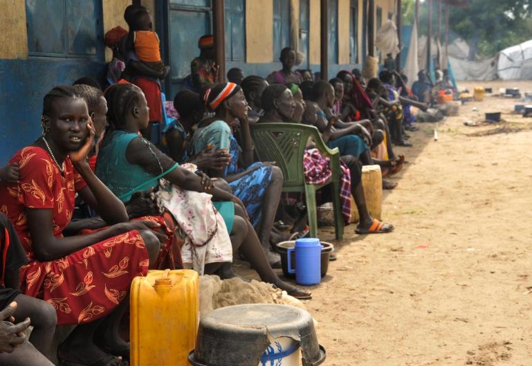 الفيضانات في جنوب السودان تشرد أكثر من 600 ألف شخص