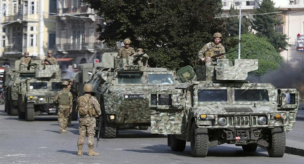 الجيش اللبناني يستقدم تعزيزات بعد توسع رقعة الاشتباكات شمال البلاد