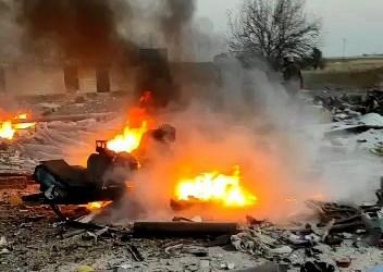انفجار بمدينة رأس العين السورية