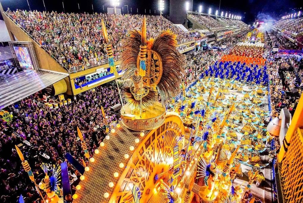 تأجيل كرنفال ريو دي جينيرو بسبب كوفيد -19