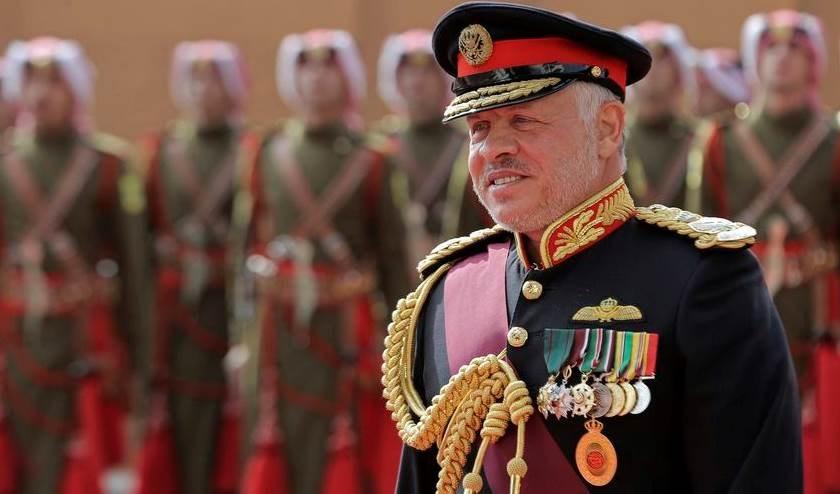 الملك عبدالله الثاني أعلن حل البرلماني الأردني