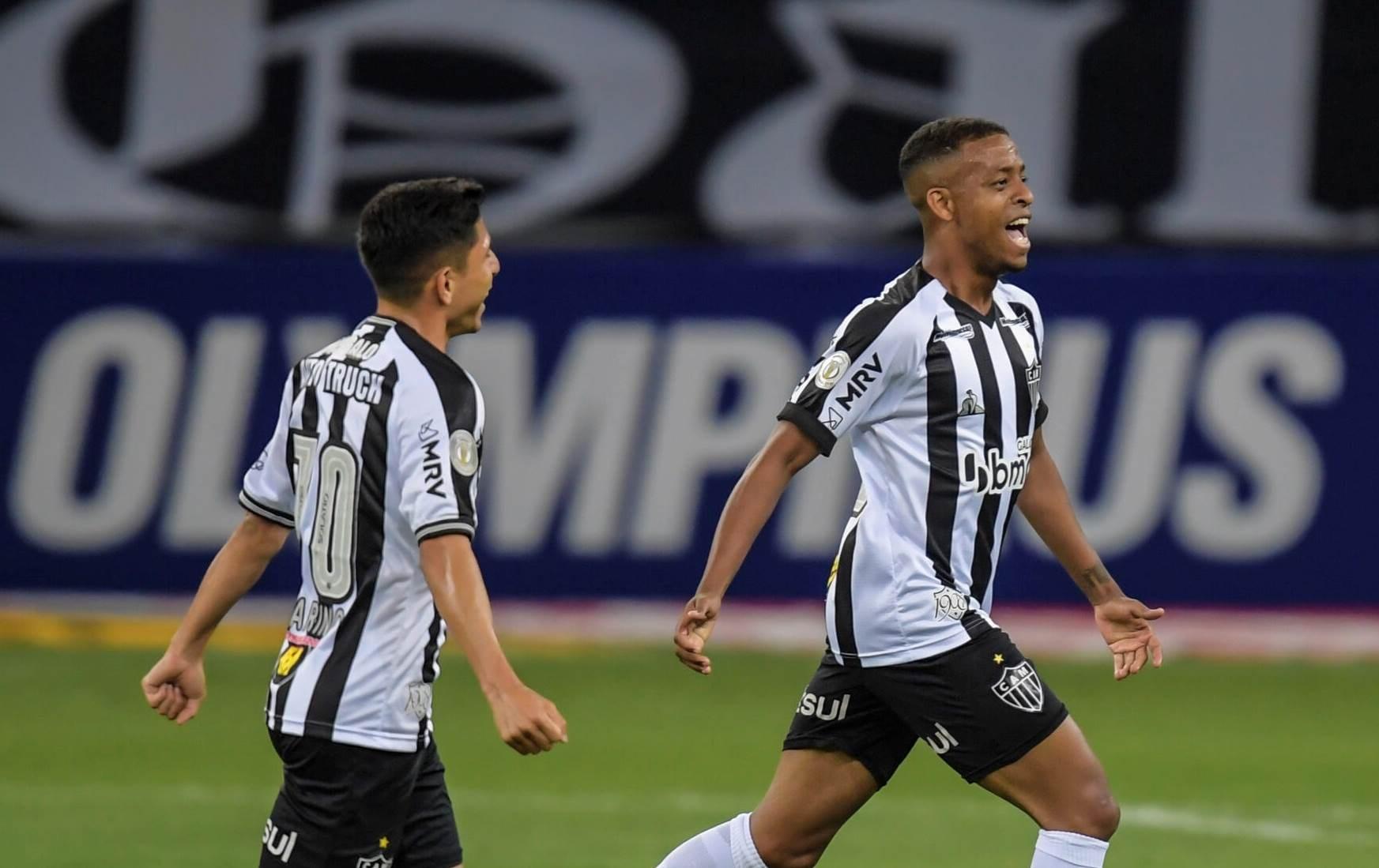 فاز أتلتيكو مينيرو على غريميو 3-1