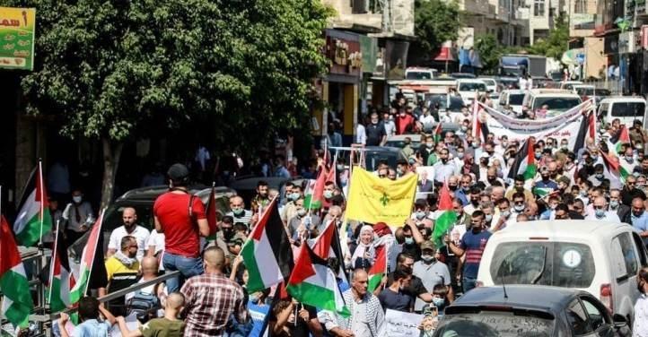 اعتداءات إسرائيلية بحق الفلسطينيين على وقع التظاهرات الرافضة للتطبيع