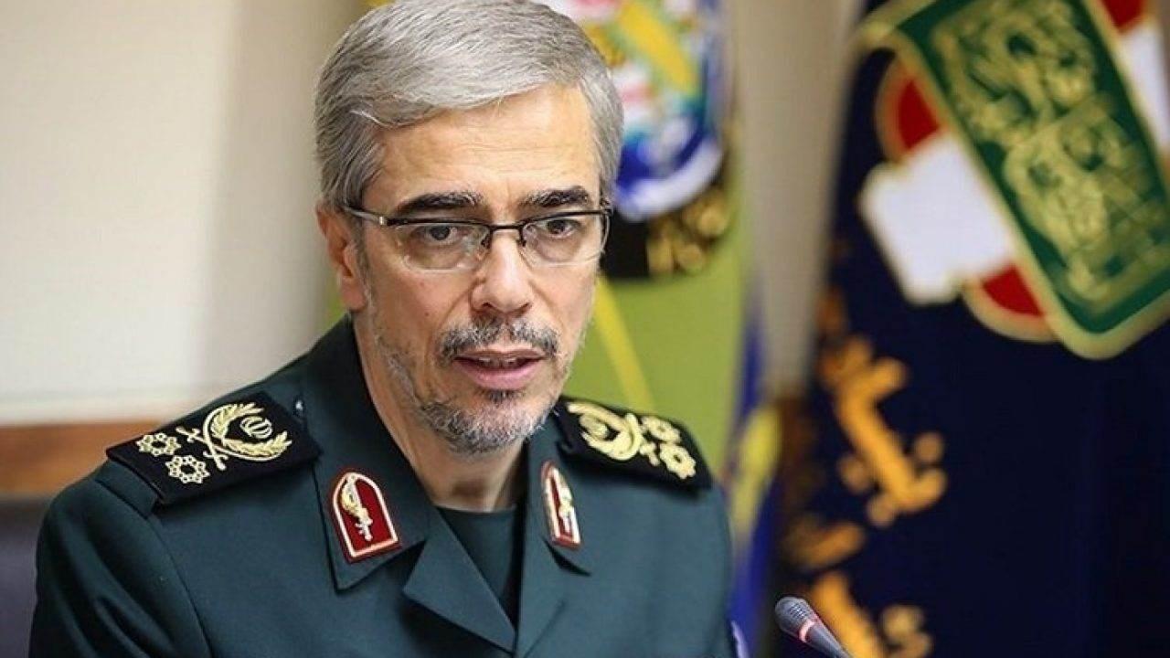 رئيس هيئة الأركان الإيرانية يصل العراق في زيارة تستمر يومين