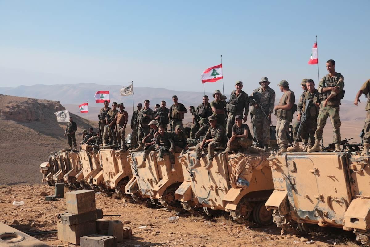 الجيش اللبناني يعلن استشهاد عسكريين في هجوم شنته مجموعات مسلحة