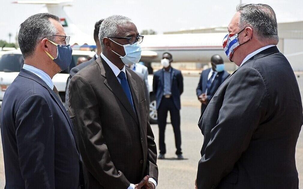 مصادر الميادين: 47 شرطاً على السودان لتطبيع علاقاته مع