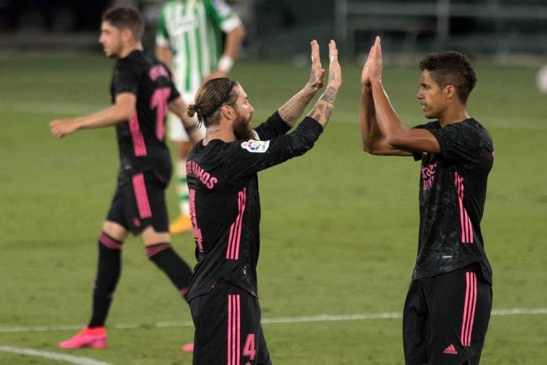 فاز ريال مدريد على ريال بيتيس 3-2