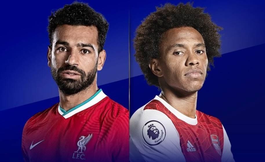 فاز ليفربول وأرسنال بأول مباراتين