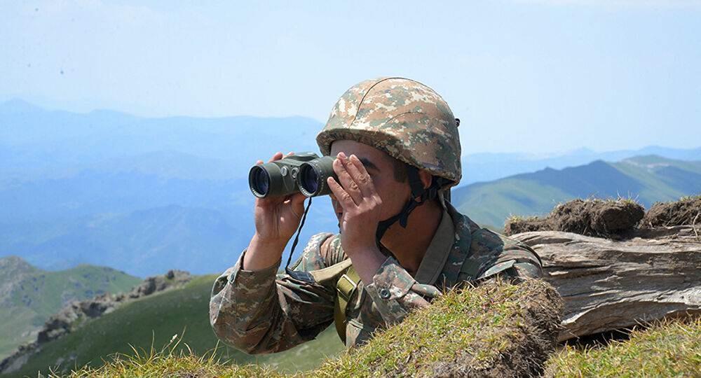 وزارة الدفاع الأرمينية: القتال مع القوات الأذربيجانية استمر طوال الليل واستؤنف في الصباح