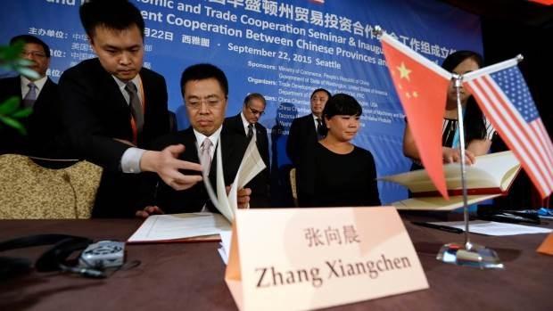 السفير تشانغ شيانغ تشن: