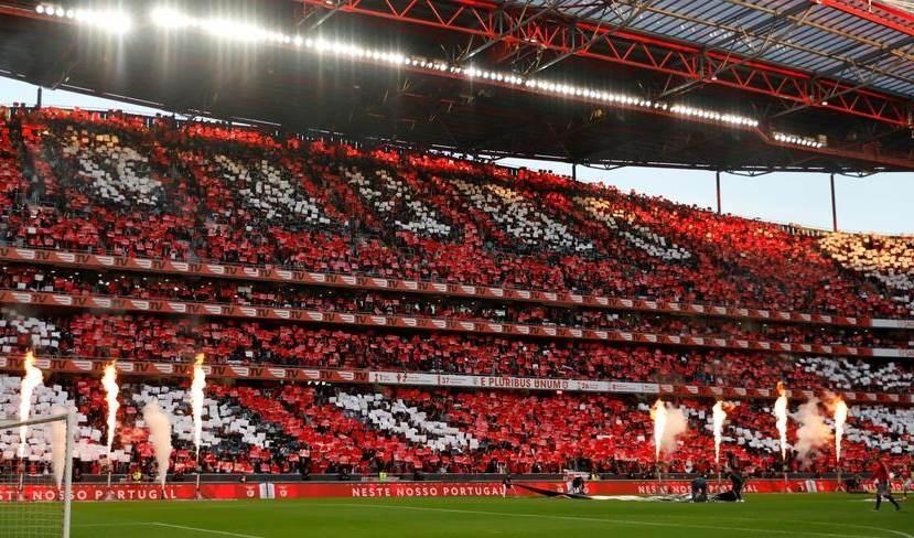 جماهير نادي بنفيكا البرتغالي (أرشيف)