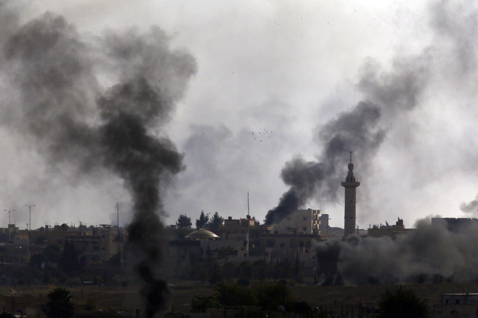 فريق الخبراء الأممين:  الانتهاكات شملت الغارات الجوية