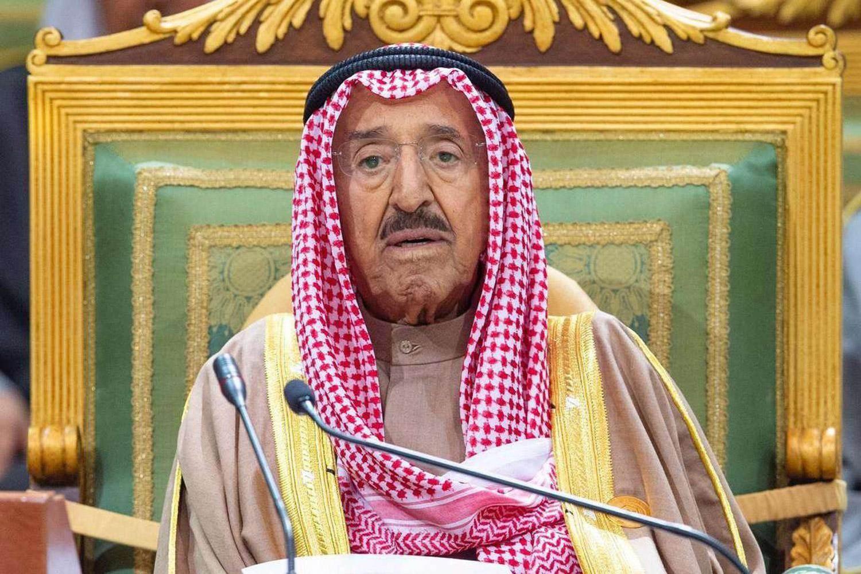 رؤساء وزعماء عرب ينعون أمير الكويت