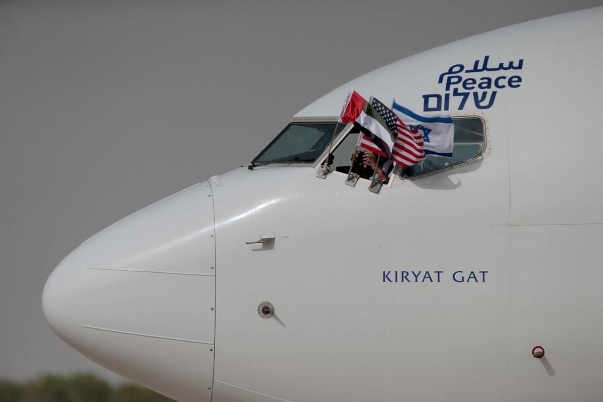 ليست الطّائرة الإسرائيليَّة الأولى التي تحلّق فوق السعوديّة!