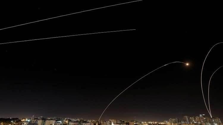 الدفاع الجوي السوري يتصدى لعدوان إسرائيلي (صورة أرشيفية)