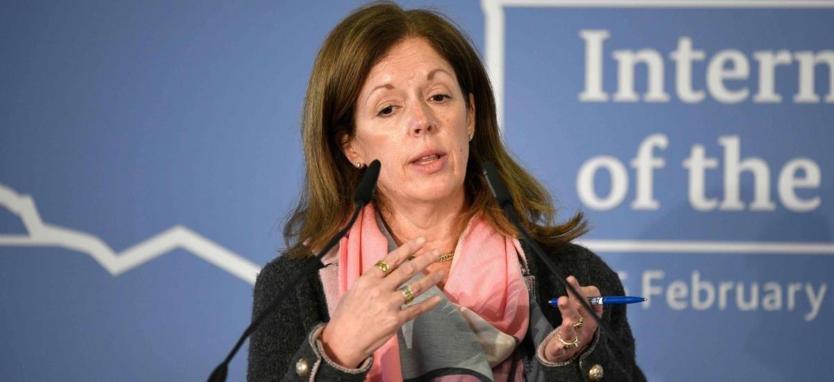 الممثّلة الخاصة للأمين العام للأمم المتّحدة في ليبيا ستيفاني وليامز