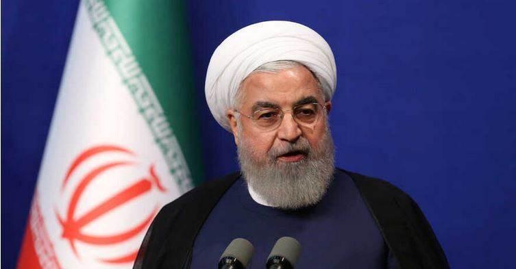 روحاني: واشنطن انهزمت (رويترز)