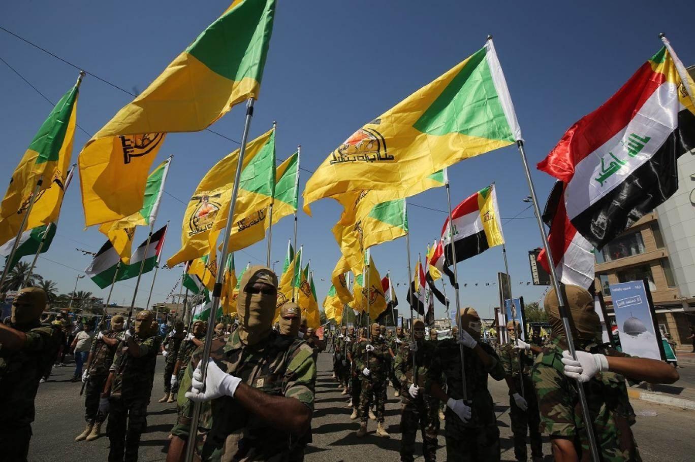 حزب الله العراق يتهم رئيس الوزراء مصطفى الكاظمي فما القصة؟