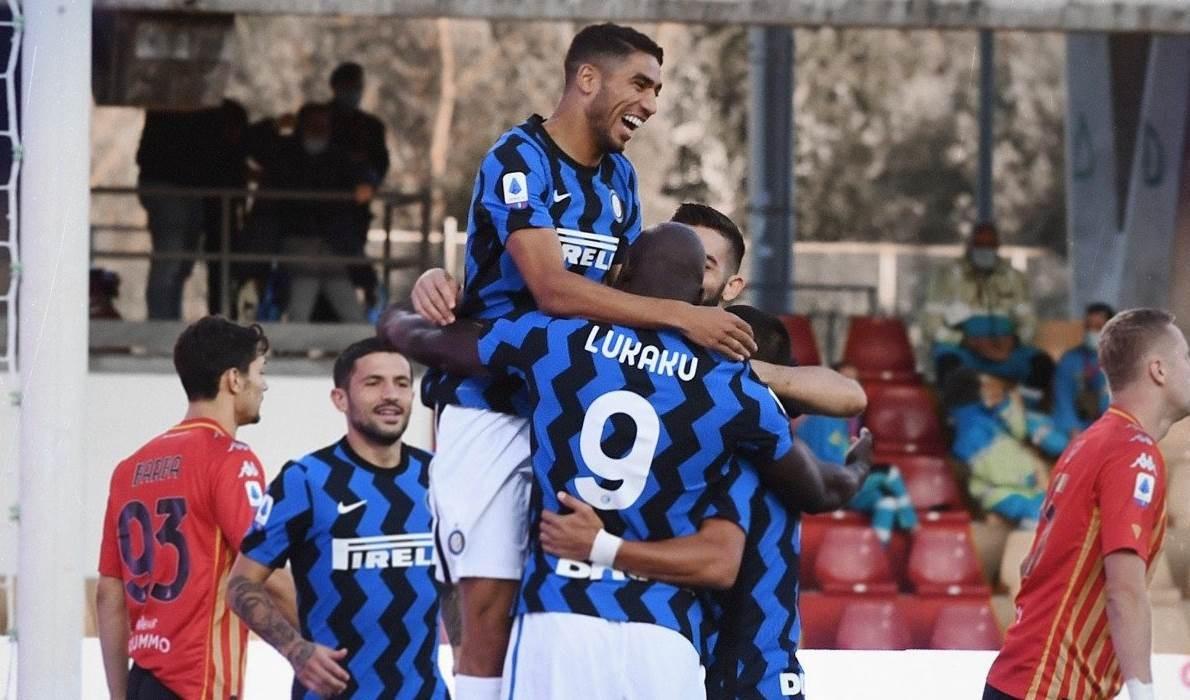 الدوري الإيطالي: الفوز الثاني لإنتر بخماسية!