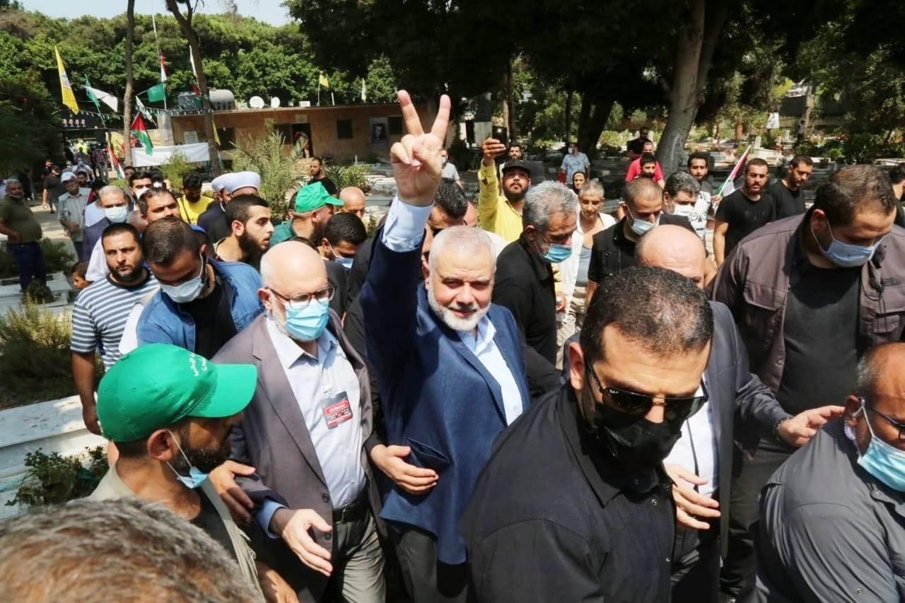 هنية: المقاومة الفلسطينية لن تغفر لعدوها الإسرائيلي هذه المجازر