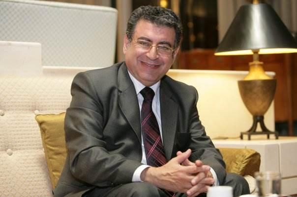الإعلامي السوري مروان الصواف