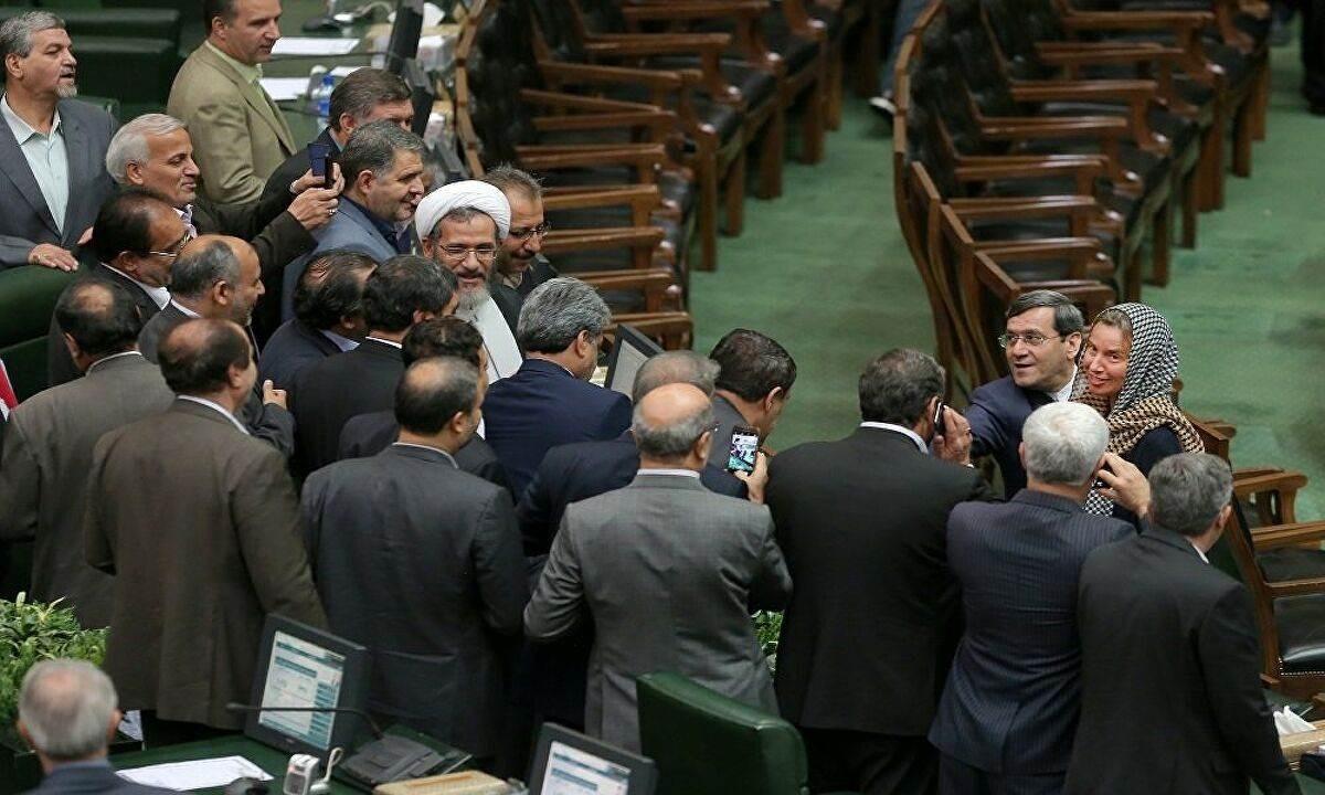 البرلمان الإيراني.