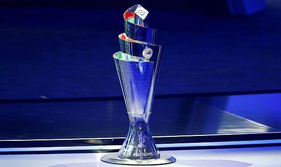 المباراة في الجولة الثانية من دوري الأمم الأوروبية