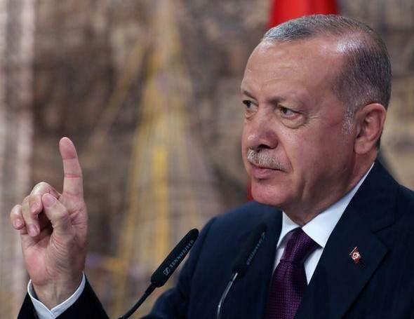 إردوغان: موقف الاتحاد الأوروبي شرقي المتوسط سيكون اختباراً لصدقيته في ما يتعلق بالقانون الدولي والسلام الإقليمي