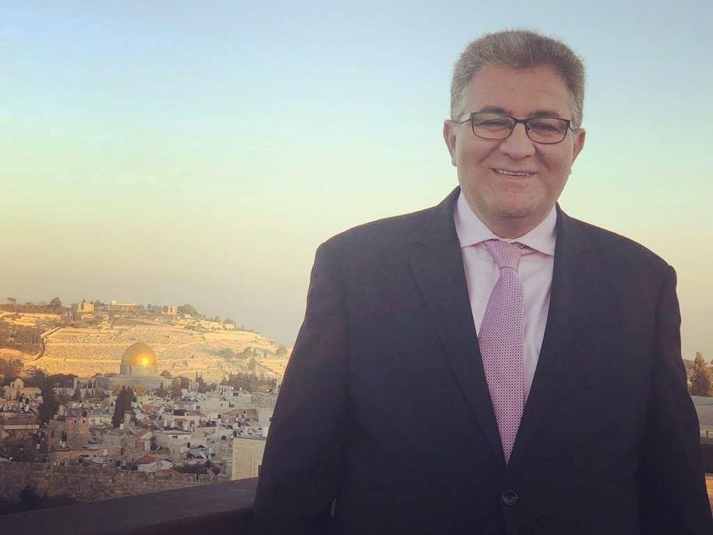 رئيس جامعة القدس عماد أبو كشك