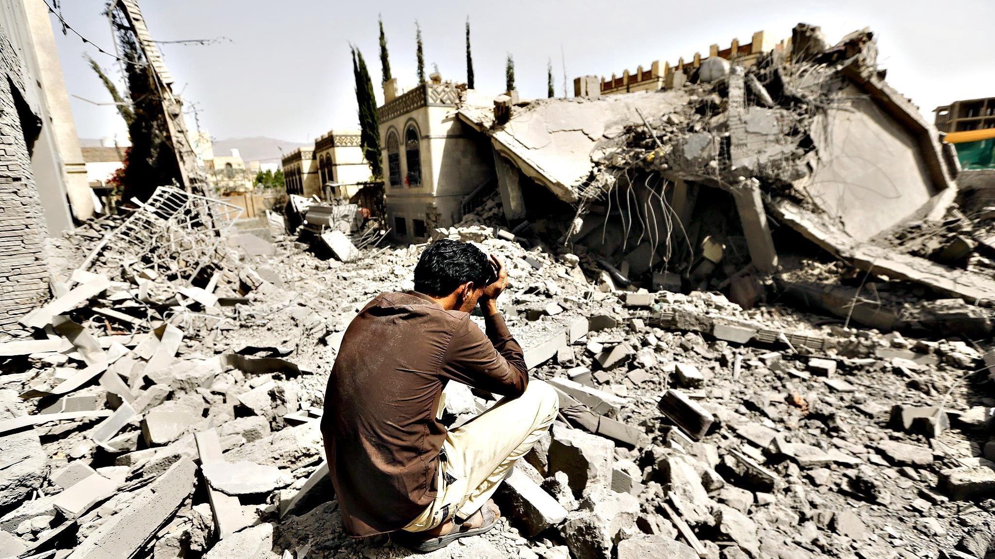 الدّم اليمني في