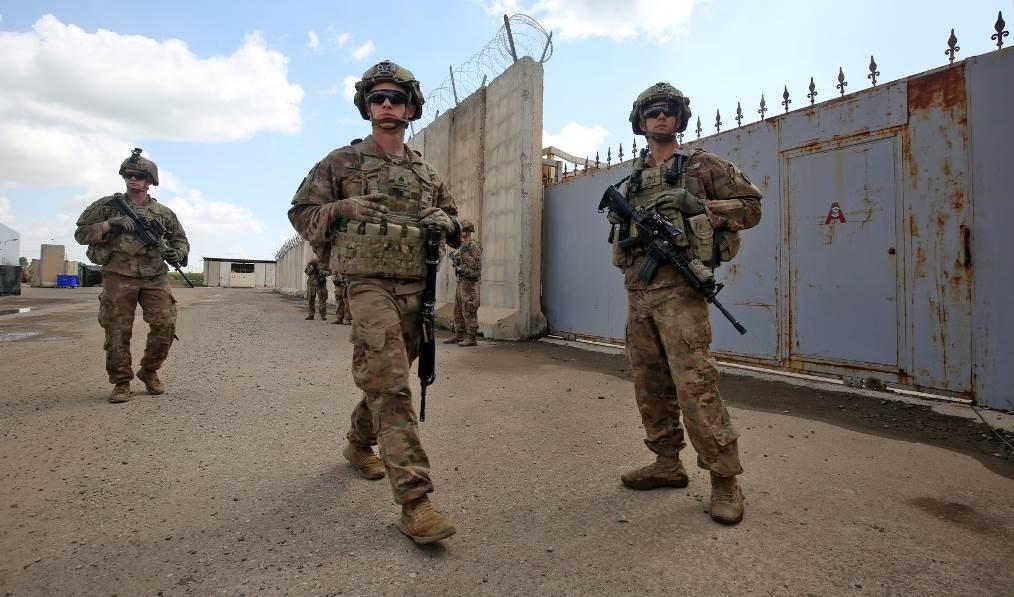 قوات أميركية في العراق (أ ف ب - أرشيف)