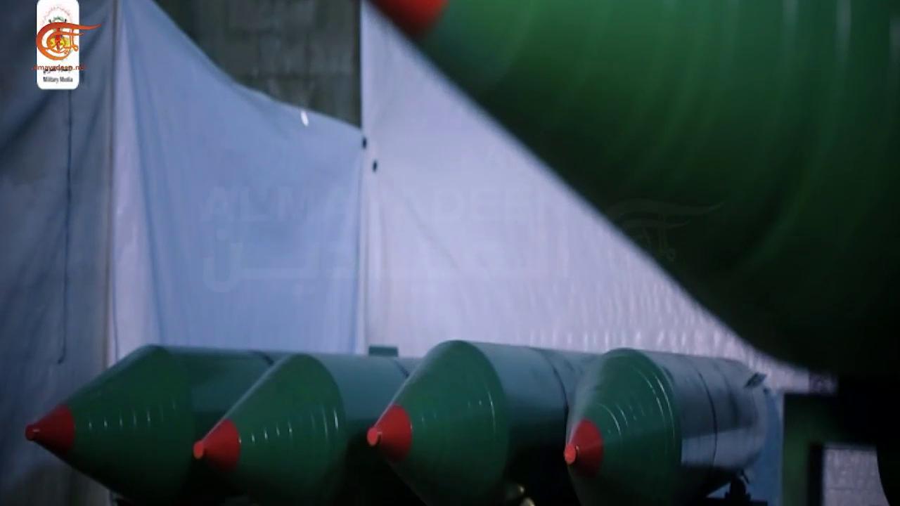 (فيديو) الميادين تبث مشاهد جديدة لصناعة الصواريخ في غزة