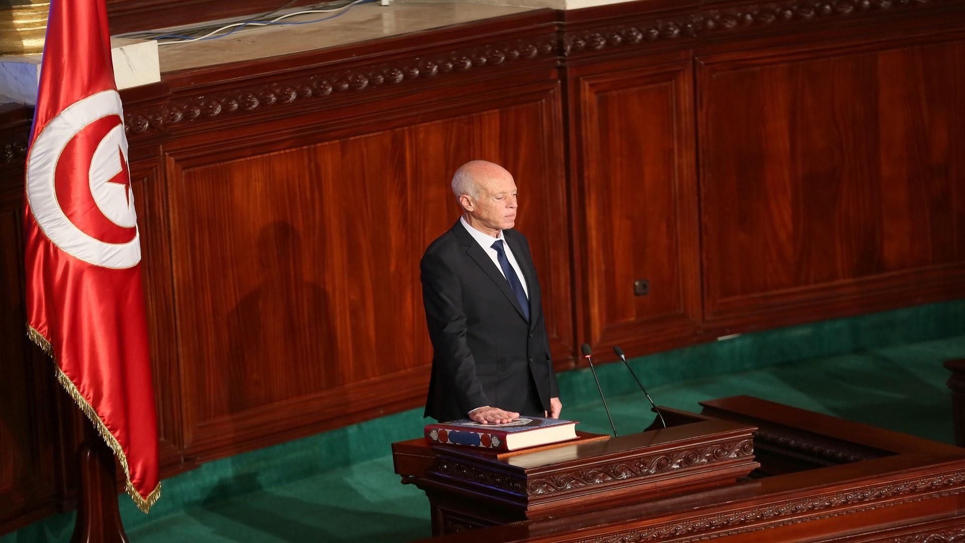 الرئيس قيس سعيد كان أيد مبادرة الاتحاد العام التونسي للشغل إجراء حوار وطني لإيجاد حلول للأوضاع الصعبة التي تمر بها تونس