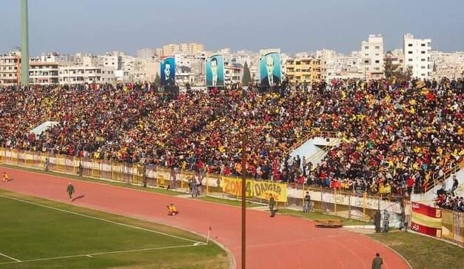 أكثر من 25 ألف متفرج في مباراة تشرين والحرجلة