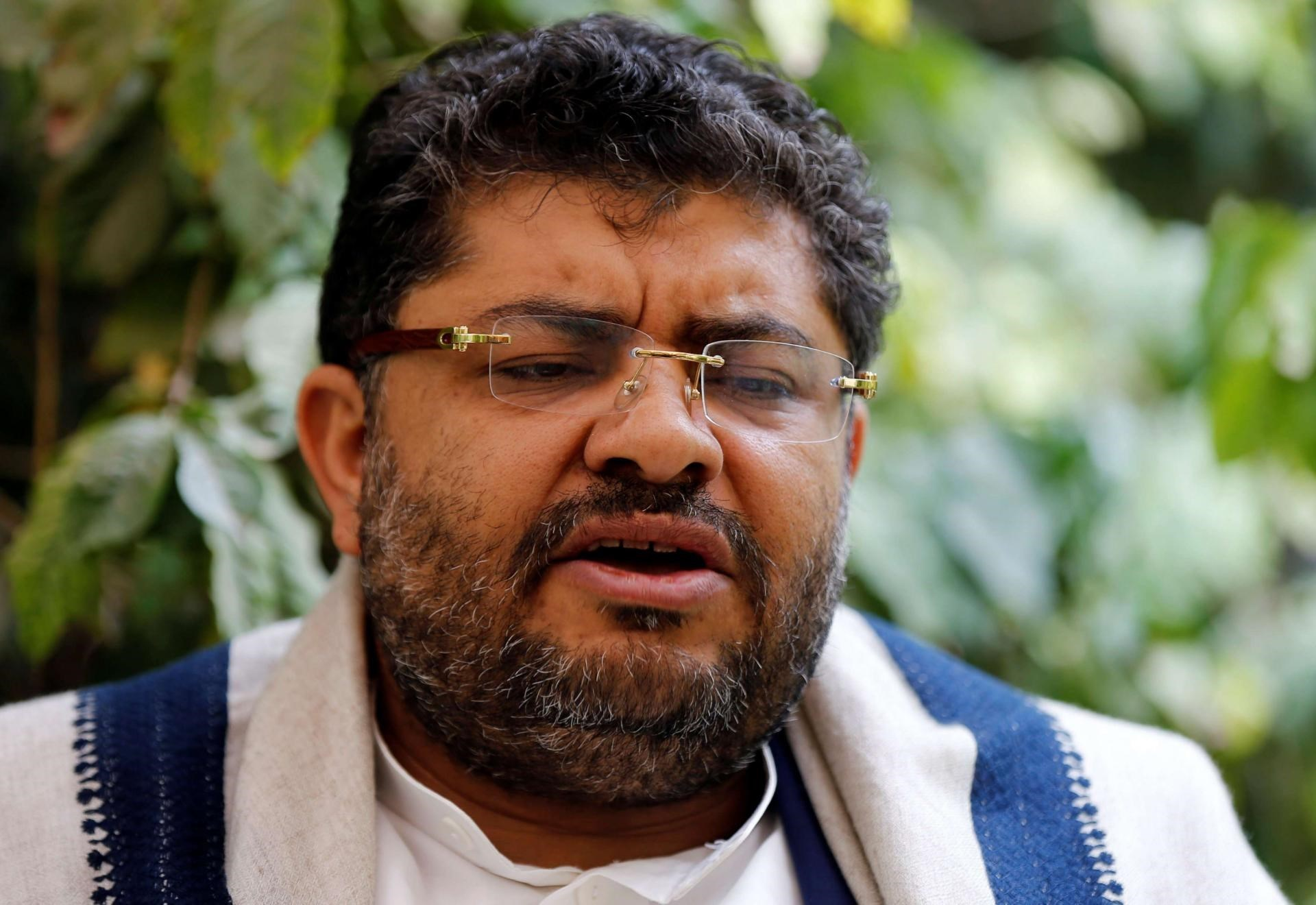 عضو المجلس السياسي الأعلى في اليمن محمد علي الحوثي