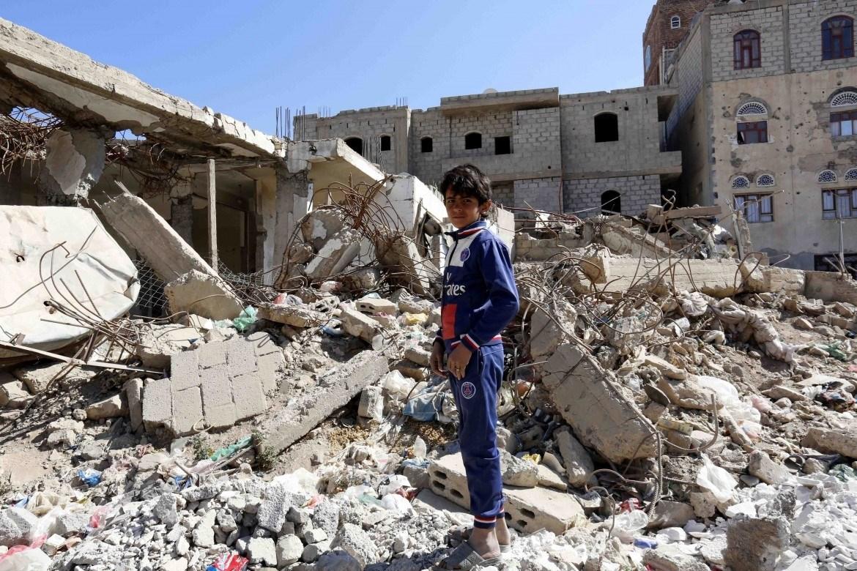 الكشف عن حجم الدمار الذي خلفه العدوان في اليمن