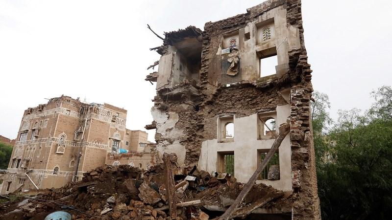 تدمير كلي وجزئي لـ41 مجمعاً ومبنى حكومي تابع للسلطة القضائية