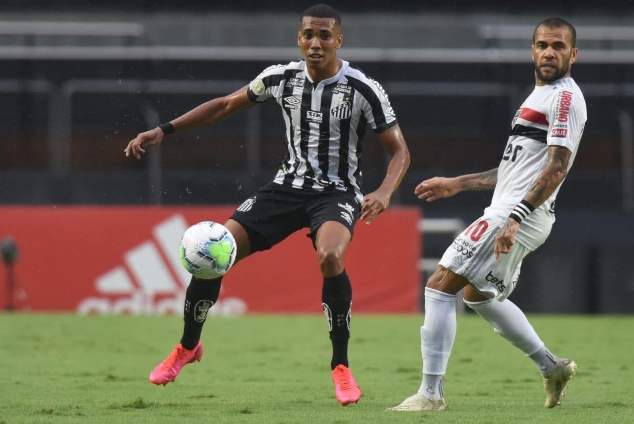 فاز سانتوس على ساو باولو