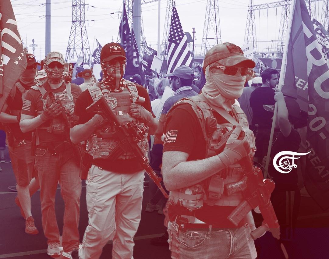 جماعة مسلحة تخطط