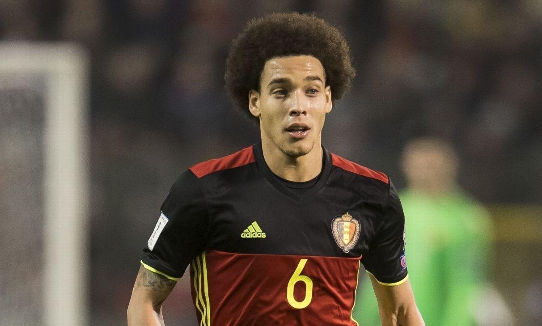 من الممكن أن تؤثّر إصابة فيتسيل على مشاركته مع منتخب بلجيكا في كأس أوروبا