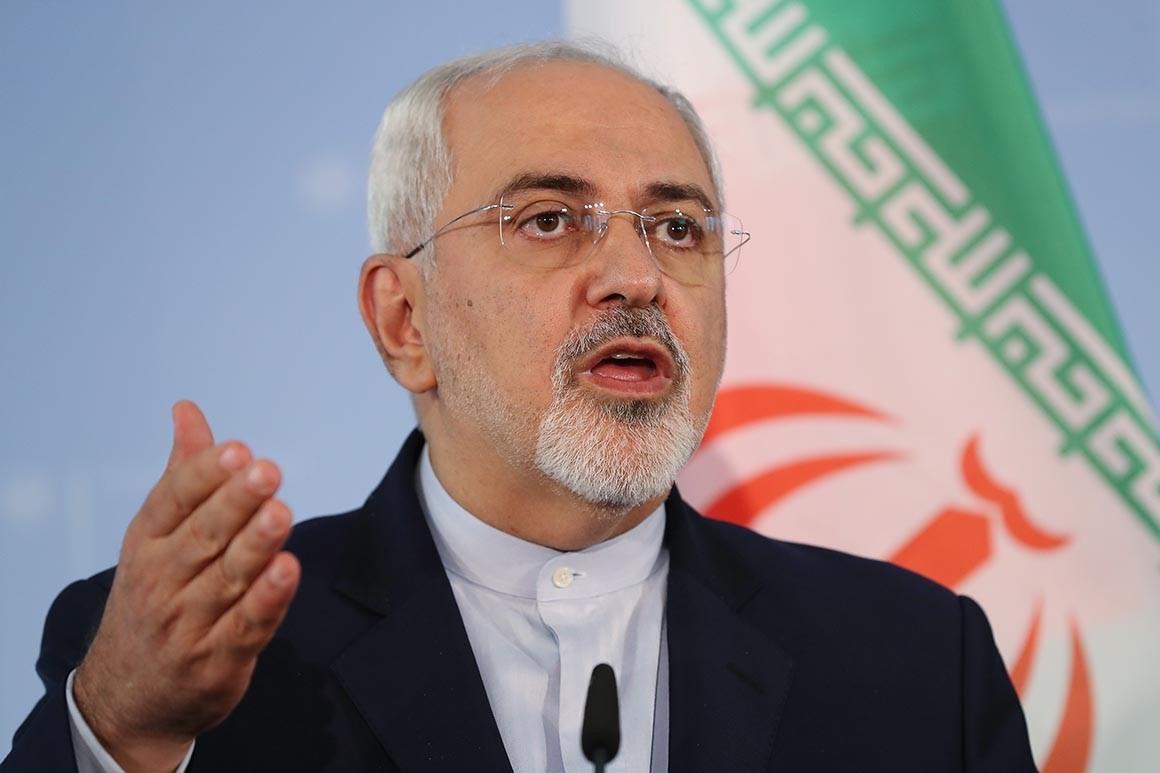 ظريف: عودة الولايات المتحدة إلى الاتفاق النووي من دون رفع العقوبات عن إيران يأتي في مصلحتها فقط
