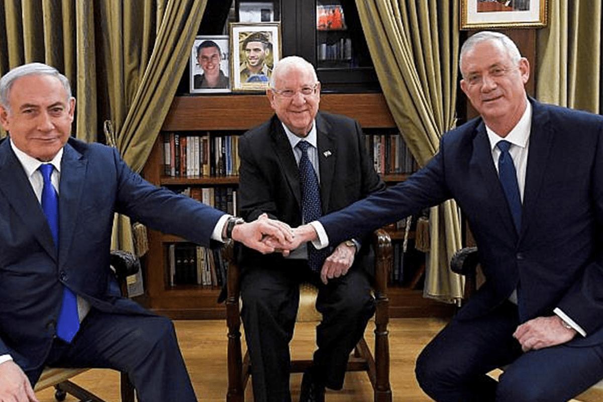 غانتس: أخطأنا في التحالف مع نتنياهو.. إنه مخادع