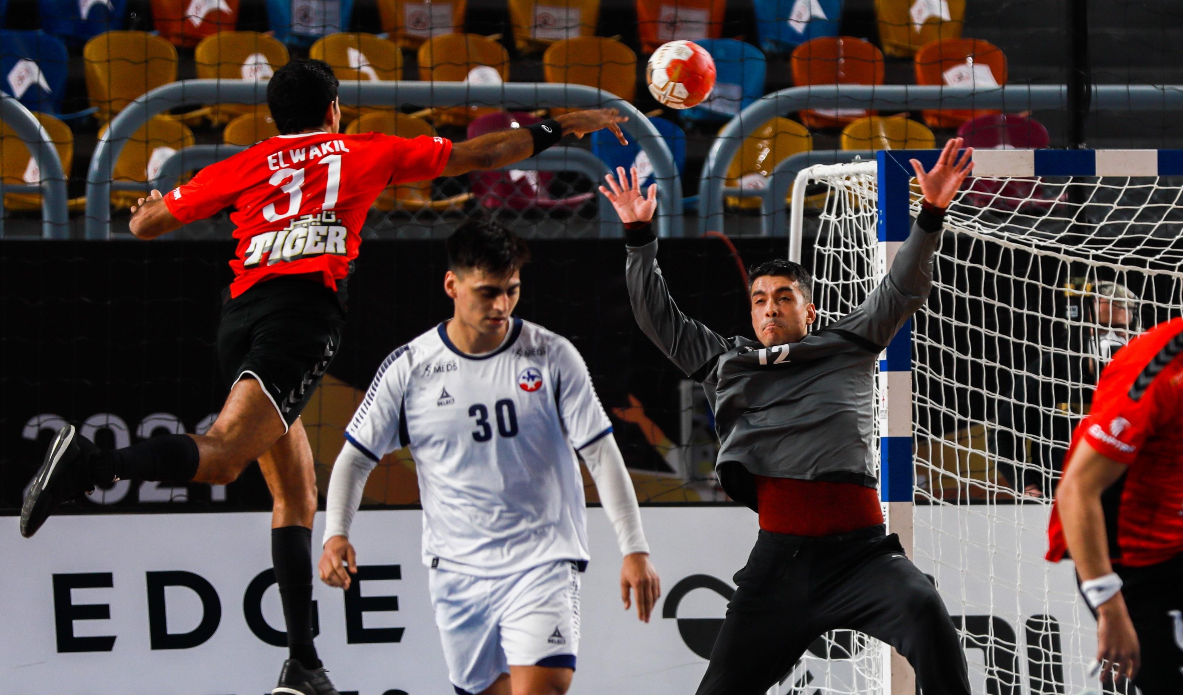 مونديال كرة اليد: مصر تفتح البطولة بانتصار