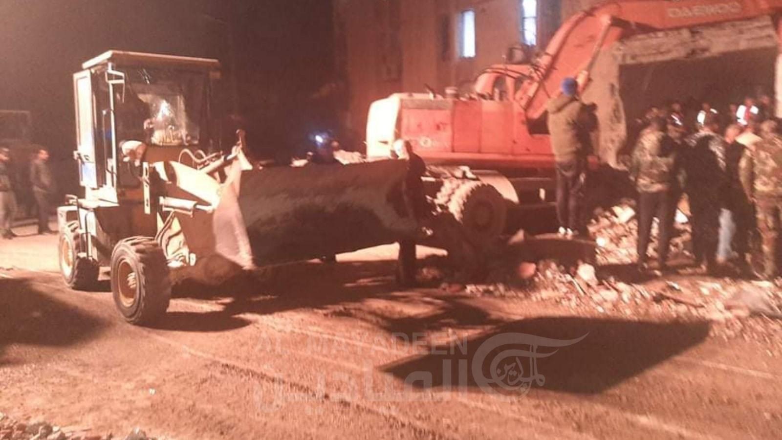 مصادر الميادين: الاعتداء على سوريا نتيجة تعاون أميركي-إسرائيلي