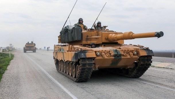 تلقّت تركيا ما قيمته مليار و750 مليون يورو من الأسلحة الألمانية خلال العقد المنصرم.