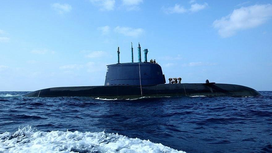 تعاقدت ألمانيا مع البحرية الإسرائيلية في العام 2007 على شراء غواصتين من فئة